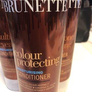 John Frieda Makeup - 5 John Frieda Brilliant Brunette Conditioner
